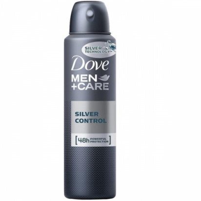 DESODORANTE DOVE MEN+CARE AEROSSOL ANTIBAC 150ML