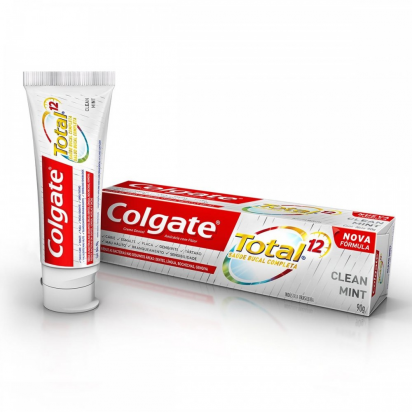 CREME DENTAL COLGATE TOTAL 12 90GR