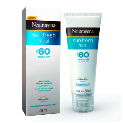 NEUTROGENA SUN FRESH FPS60 FACIAL 50ML